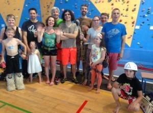 Photos des participants à l'Heidi day